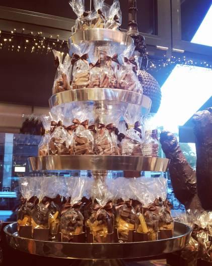 חנות השוקולד Rausch. ברלין