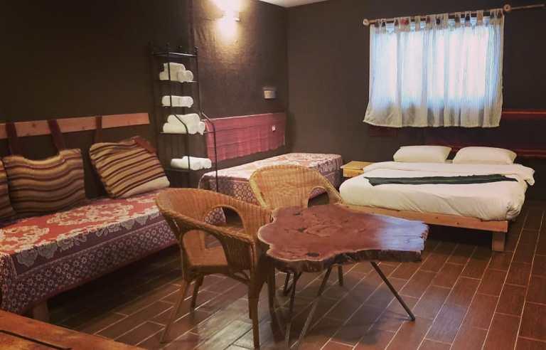 חדר בכפר הנוקדים