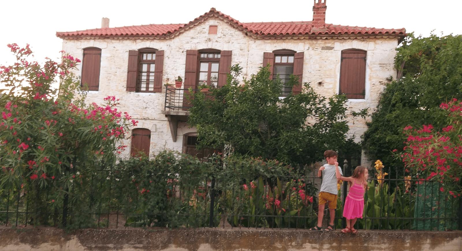 הכפר Agios Nikolaos חלקידיקי